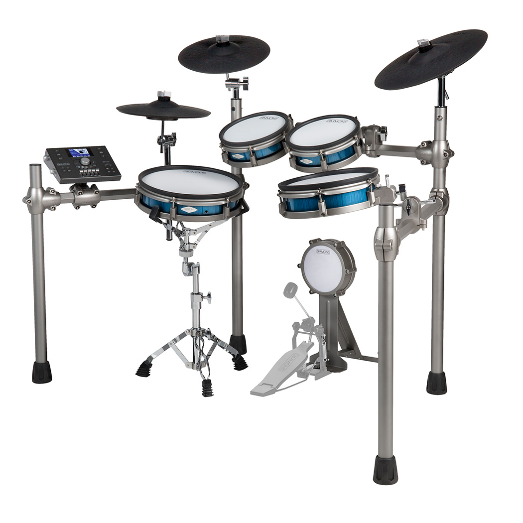 Simmons SD1200 Electronic Drum Kit with Mesh Heads