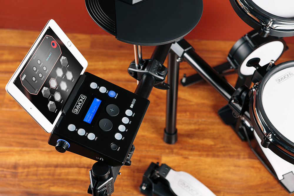 Simmons SD600 Electronic Drum Kit