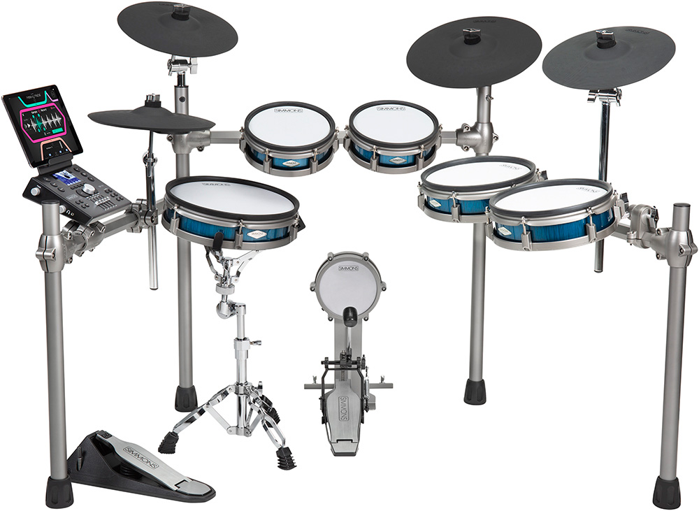 Simmons SD1200 Expanded Kit