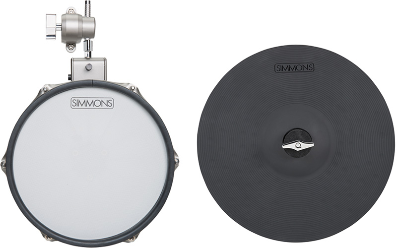 Simmons SD1200 Expanded Tom Cymbal