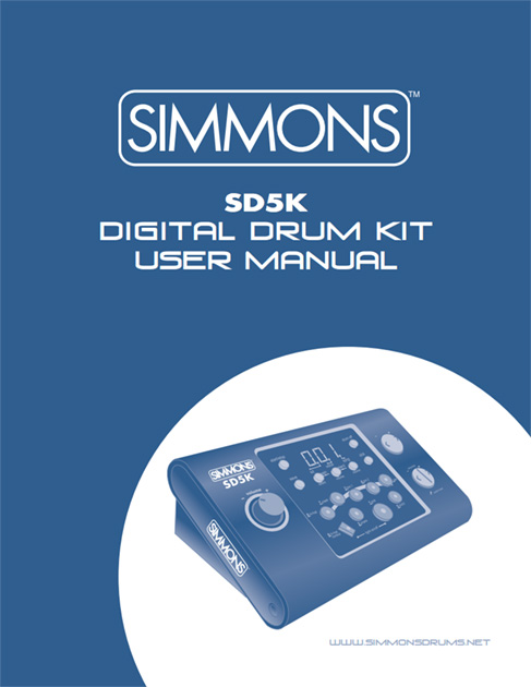Simmons SD5K Manual