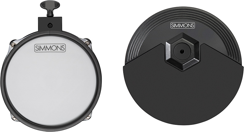 Simmons SD600 Expanded Tom Cymbal