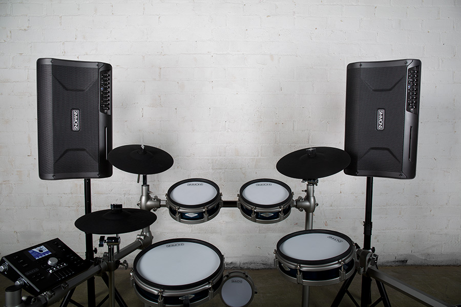 Simmons DA2112 Electronic Drum Monitor